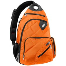Brickhouse Sling Pack in Orange