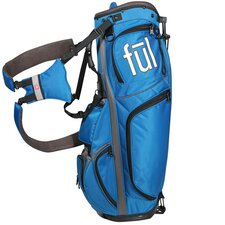 Maverick Golf Bag in Blue/Gray