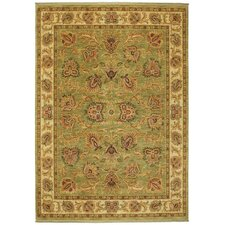 Emeralda Light Green Rug