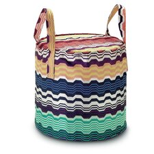 Oakley Bag and Cylindrical Pouf