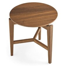 Symbol Round Low Side Table
