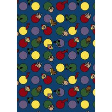 Just for Kids Essentials Hokey Pokey Kids Rug
