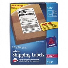 Shipping Labels with Trueblock Technology, 200/Box