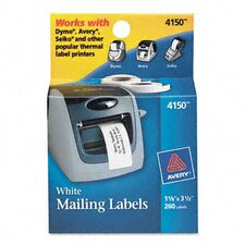 Address Labels, 260 Labels/Box