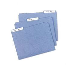 Permanent Self-Adhesive Laser/Inkjet File Folder Labels, 1500/Box
