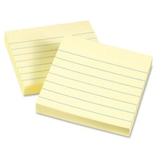 Removable Adhesive Note Pad (Pack of 24)