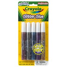 Washable Glitter Glue Multicolor