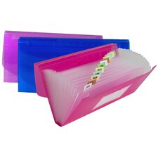 13 Pocket Expanding File