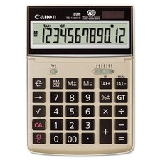 12-Digit LCD Desktop Calculator