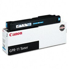 GPR-11C Toner Cartridge, Cyan