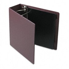 "Heavyweight Vinyl Slant-D Ring Binder, 4"" Capacity"