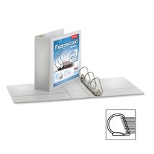"3"" Clearvue Locking D-Ring Binder"
