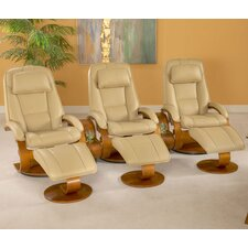 Oslo 52 Home Theater Recliner (Set of 3)