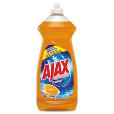 Ajax Dish Detergent, Antibacterial, 30 Oz Bottle