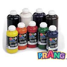 Prang Washable Yellow Paint