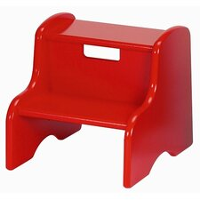 Kid's Step Stool in Red