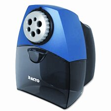 Teacher Pro Electric Pencil Sharpener, Black