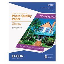 Photo-Quality Glossy Paper/Pack