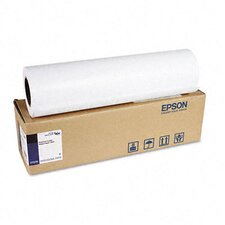 "Premium Luster Photo Paper, 240g, 20""w, 100'l, White, Roll"