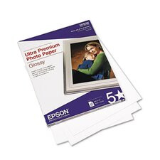 Ultra-Premium Glossy Photo Paper, 4 x 6, 60 Sheets per Pack