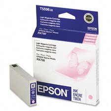 T559620 Inkjet Cartridge, Light Magenta