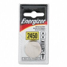 Watch/Electronic/Specialty Battery, 2450