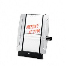 Office Suites Freestanding Desktop Copyholder, 150 Sheet Capacity