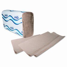 Windsoft Embossed Multifold Paper Towels, 250/Pack, 16/Carton