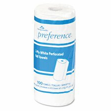 Preference Perforated Paper Towel, 100/Roll, 30/Carton