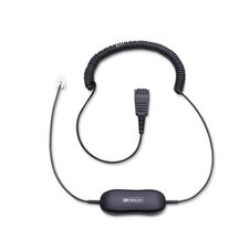 Jabra Coiled Direct Connect Smart Cord for Headsets