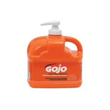 Profile 40180 Gallon Natural* Orange™ Smooth Lotion Formula Hand Cleaner With Pump Dispenser