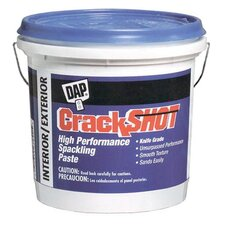 1 Gallon CrackShot™ Spackling Interior/Exterior 12380