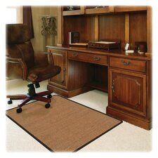 RollaMat Medium Pile Carpet Straight Edge Chair Mat