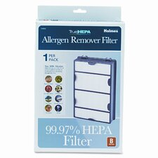 Replacement Modular Hepa Filter for Air Purifiers