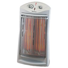 Holmes Prismatic Quartz 1,000 Watt Tower Electric Space Heater with Auto Shut-Off
