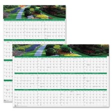 Gardens of the World Wall Calendar