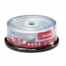 CD-R Disc, 25/Pack