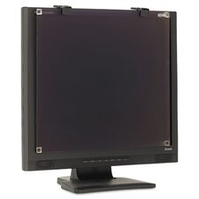"Antiglare Blur Privacy Monitor Filter fits 17"" Lcd Monitors"