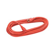 Indoor/Outdoor HD Extension Cord in Orange