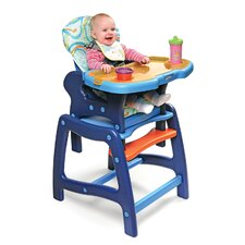 Envee High Chair with Play Table