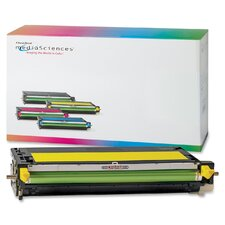 Toner Cartridge, 4,000 Page Yield, Yellow