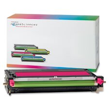 High Capacity Toner Cartridge, 3,000 Page Yield, Magenta