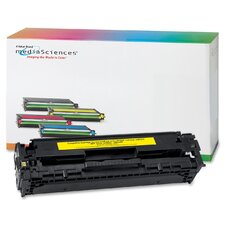 Toner Cartridge, 1,400 Page Yield, Yellow