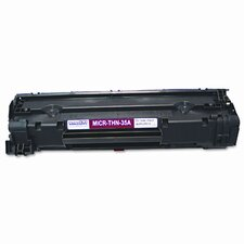 MICR Toner for LJ P1005, P1006, Equivalent to HEW-CB435A