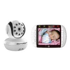 "Digital Video Baby Monitor with 3.5"" LCD Screen"