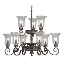 Mia 9 Light Chandelier