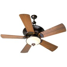 "54"" Chamberlain 5 Blade Ceiling Fan with Remote Control"