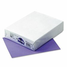 Kaleidoscope Colored Copy/Laser Paper, Violet, 24lb, Letter, 500 Sheets