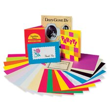 Array Card Stock Vibrant 100 Sht