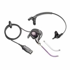 DuoPro Convertible Over-Ear/Head Cord Telephone Headset